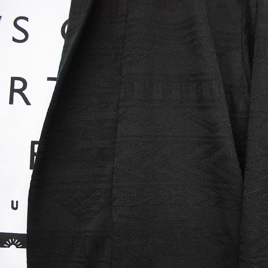 オルテガ ジャガード 長袖 5