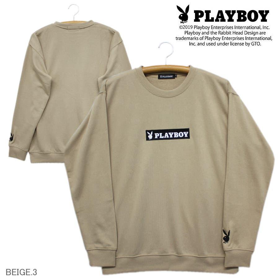 PLAYBOY ボックスロゴ BUNNY 41
