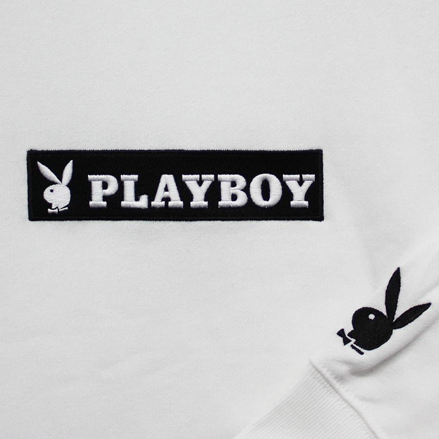 PLAYBOY ボックスロゴ BUNNY 8