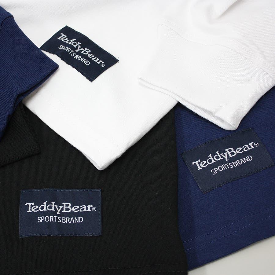 フットボール TEDDY BEAR USA テディベア コットン ロングスリーブT シャツ ロンT レディース OK 8