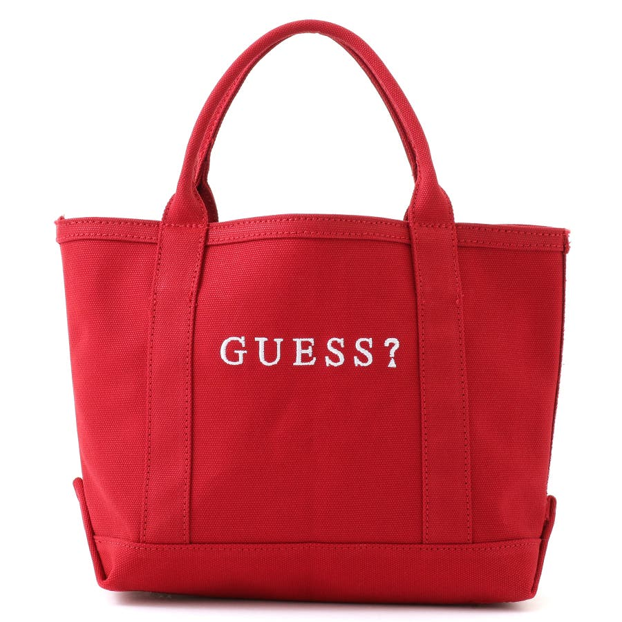 c92ab53191f9 GUESS] SMALL CANVAS TOTE BAG【JAPAN EXCLUSIVE ITEM】[品番 ...