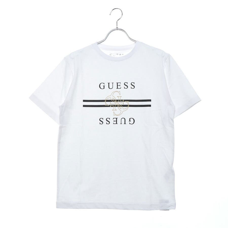 [GUESS] QUATTRO G LINE LOGO TEE 【JAPAN EXCLUSIVE ITEM】 16