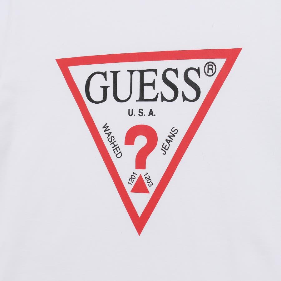 [GUESS] Triangle Logo Tee 3