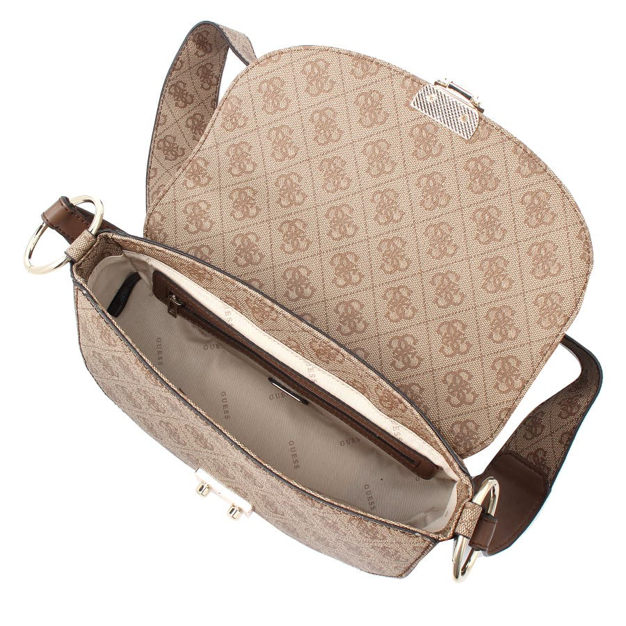 2a4ae057b7 GUESS  FLORENCE MINI SHOULDER BAG 品番:GUEW0002189  GUESS WOMEN ...