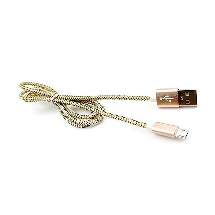 USB充電ケーブル 2m iPhone アンドロイド Type-C Lightning アップル 安定 最大2A USB コネクタナイロン スマホ 充電ケーブル ライトニング 105