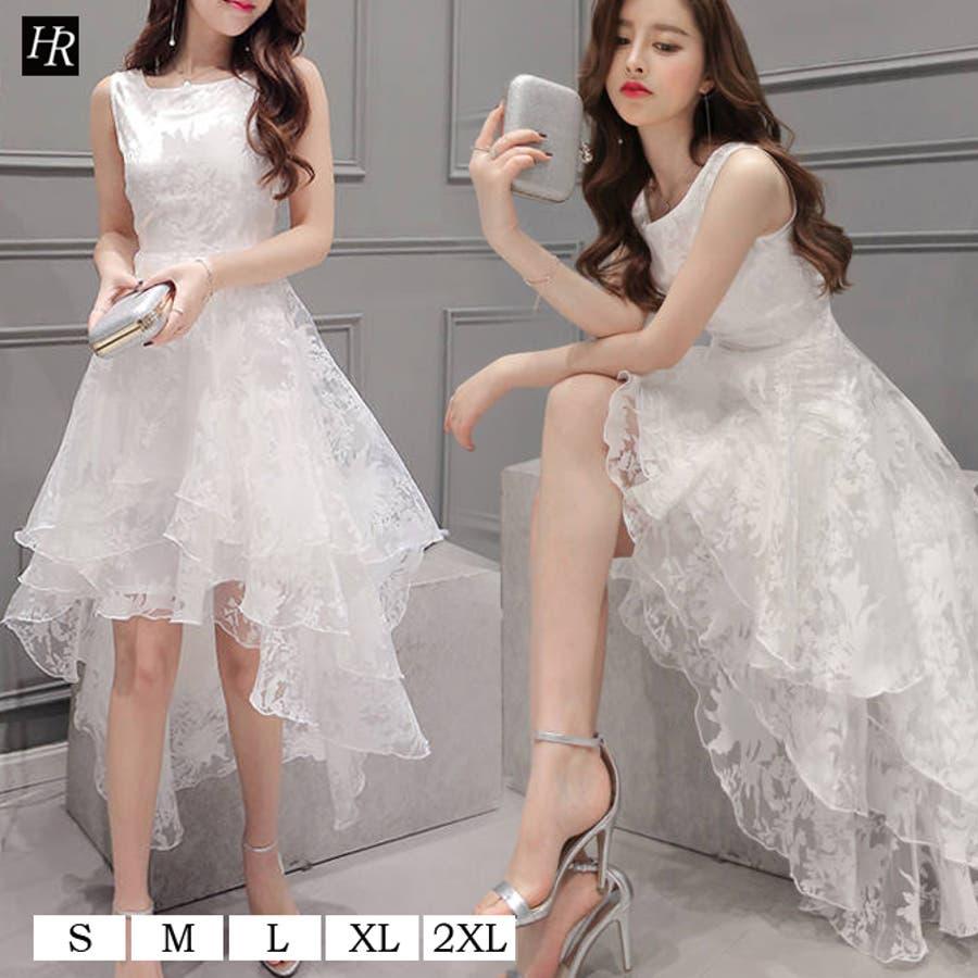 ドレス ウエディングドレス S〜2XL 1