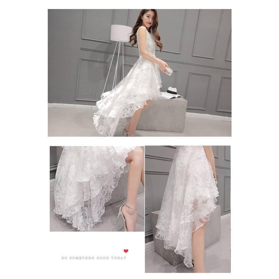 ドレス ウエディングドレス S〜2XL 12