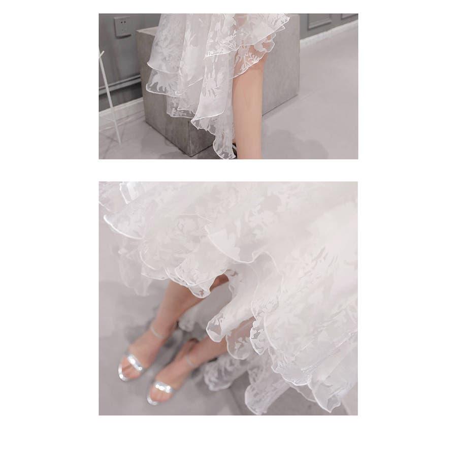 ドレス ウエディングドレス S〜2XL 8