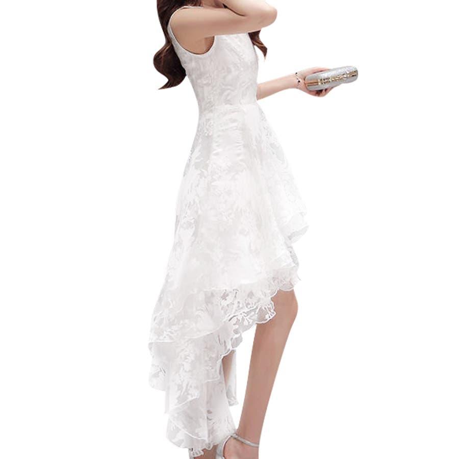 ドレス ウエディングドレス S〜2XL 2