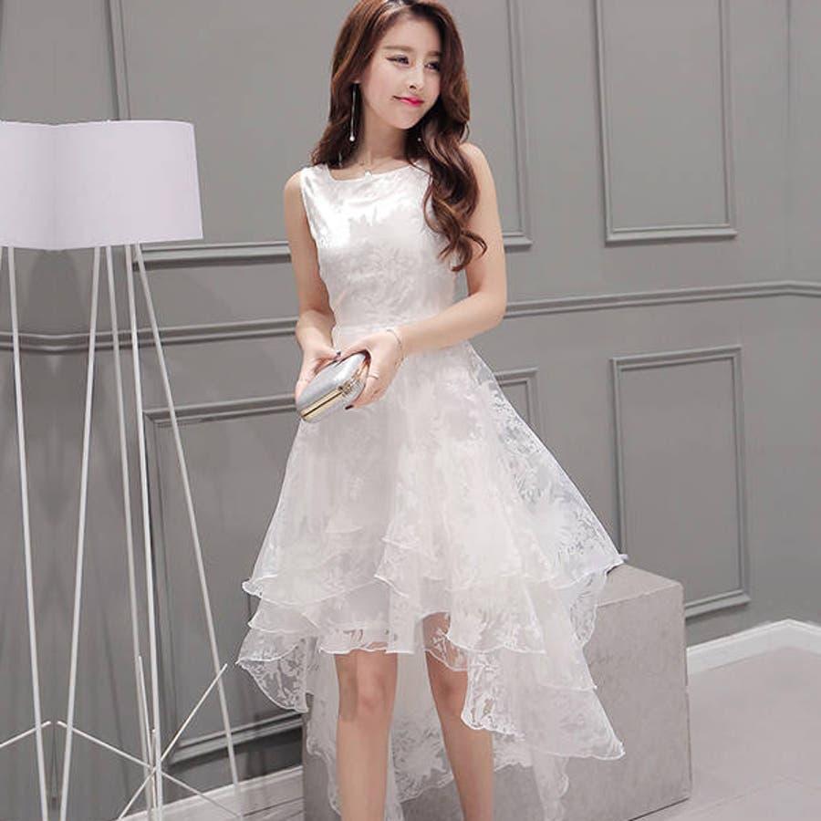 ドレス ウエディングドレス S〜2XL 3
