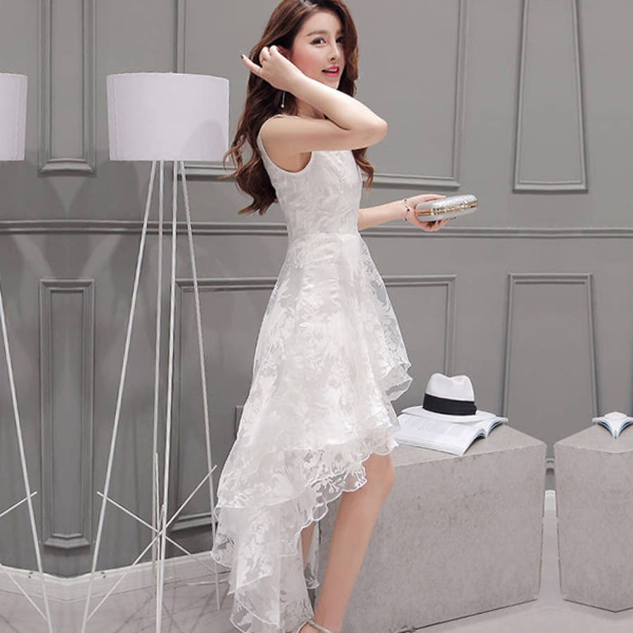 ドレス ウエディングドレス S〜2XL 4