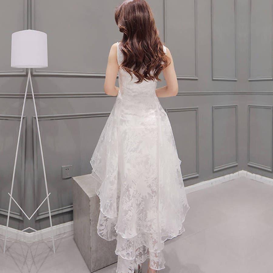ドレス ウエディングドレス S〜2XL 5