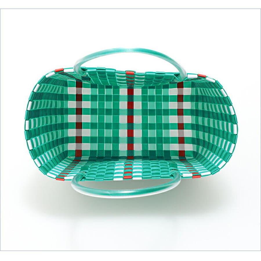 編みバッグ | (かごバッグ レディース メッシュトート カラフル バッグ 編みバッグ 編み込み トート メッシュバッグストローバッグ 肩掛け 手がけ 軽量 ピクニック) 10