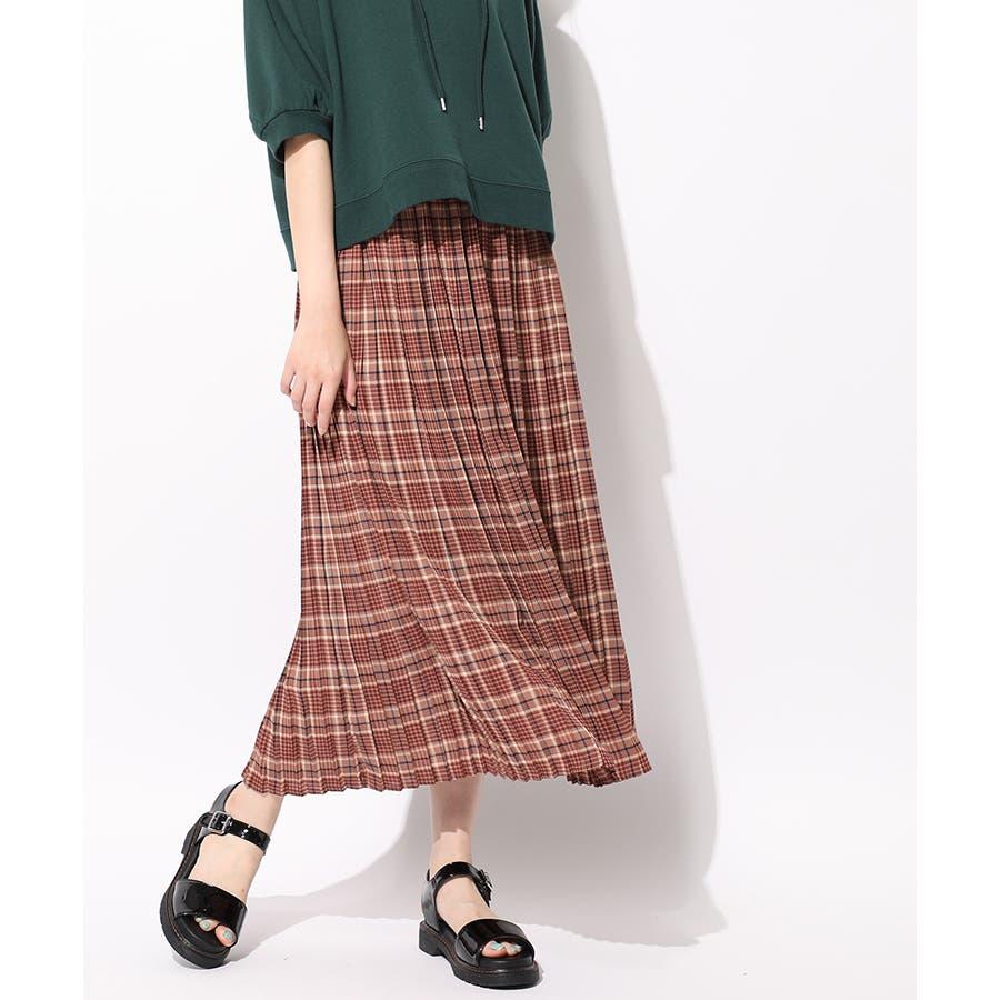 【ハニーズ】プリーツスカート 【WEB限定LLサイズ有】 94