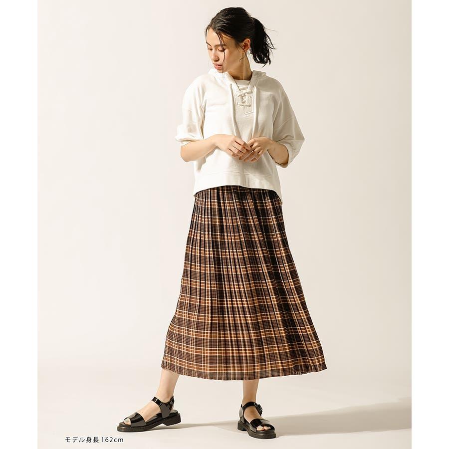 【ハニーズ】プリーツスカート 【WEB限定LLサイズ有】 7