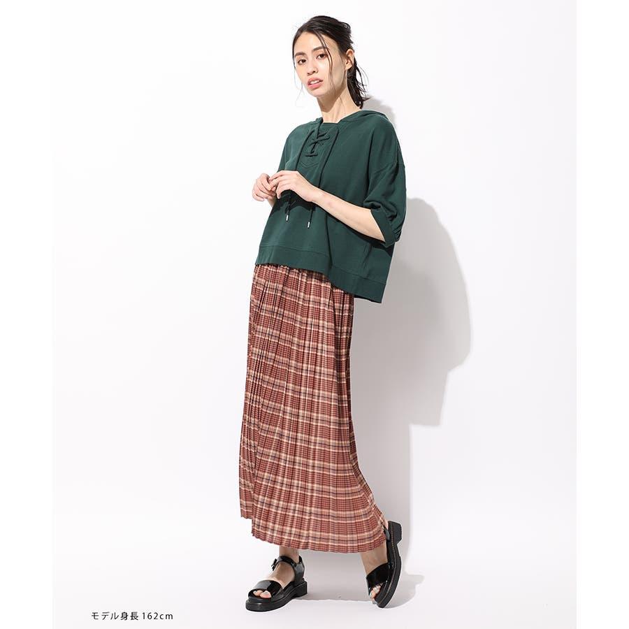 【ハニーズ】プリーツスカート 【WEB限定LLサイズ有】 9