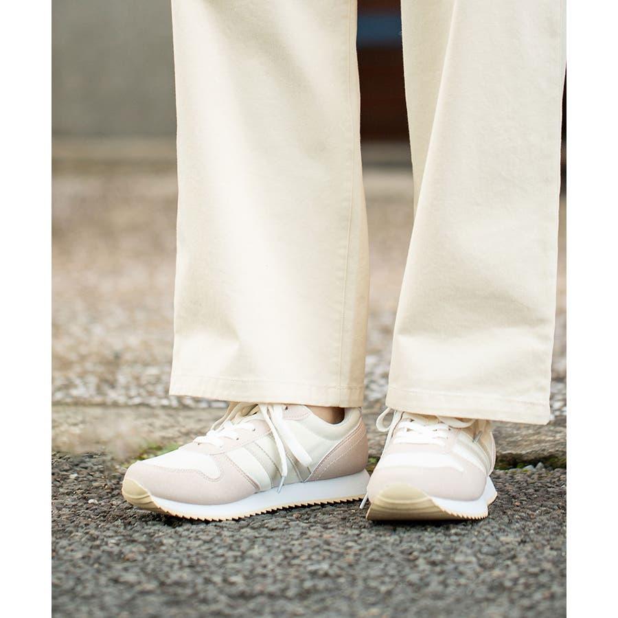 【CINEMA CLUB(シネマクラブ)】靴 シューズ スニーカー レディース スポーツ 黒 グレー 紺 Honeys ハニーズラインスニーカー 20