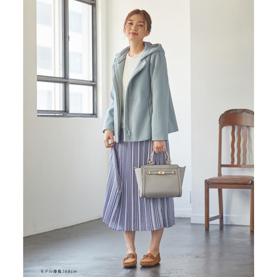 【ハニーズ】衿付プルオーバー 5