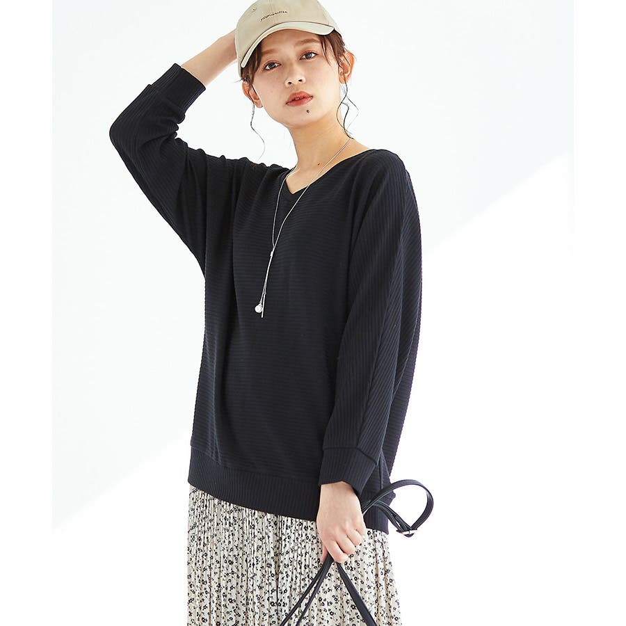 【ハニーズ】アクセ付プルオーバー 21