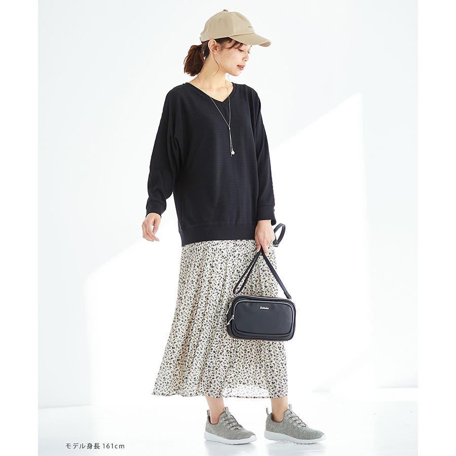 【ハニーズ】アクセ付プルオーバー 8