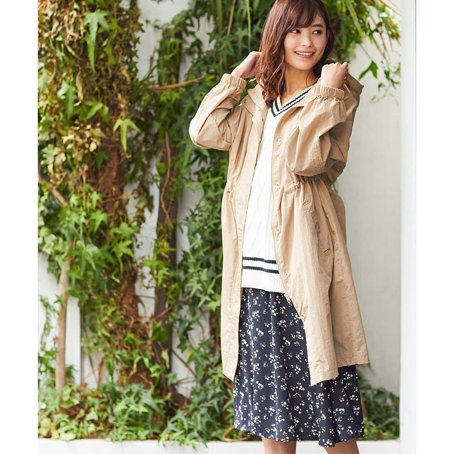 【ハニーズ】ロングフードジャケット【WEB限定LLサイズ有】 41