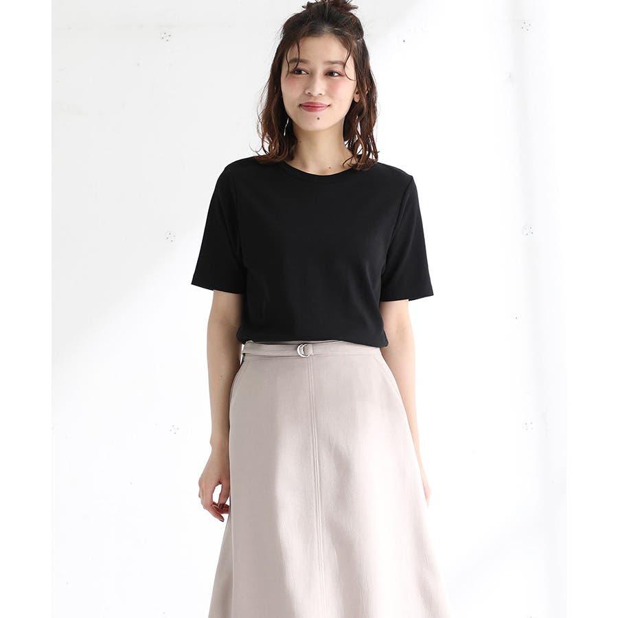 【ハニーズ】半袖クルーネックTシャツ 21