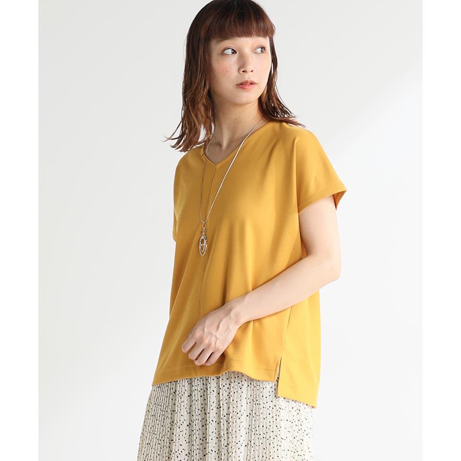 【ハニーズ】アクセ付Vプルオーバー 83