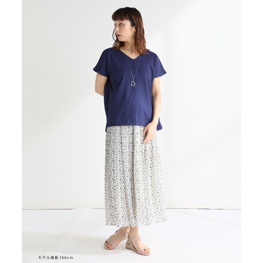 【ハニーズ】アクセ付Vプルオーバー 9