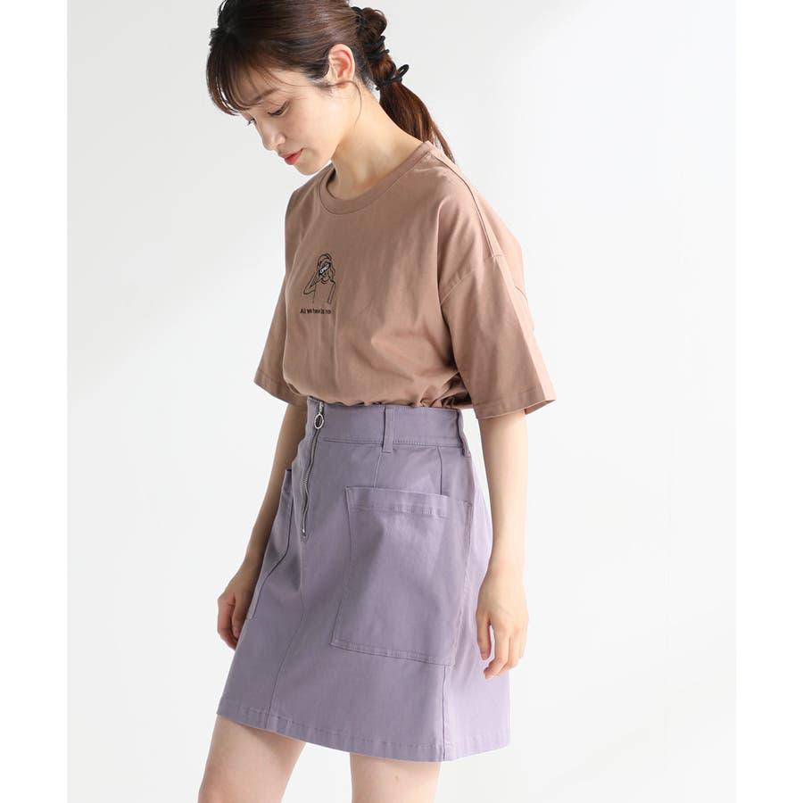 【ハニーズ】女の子Tシャツ 35