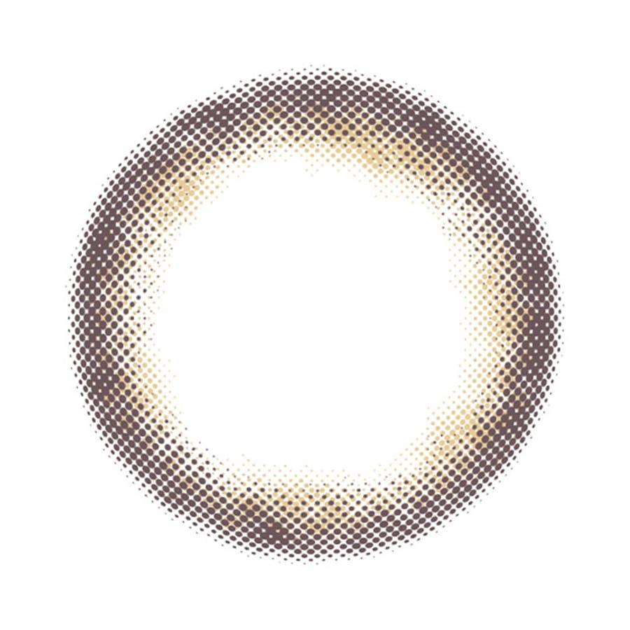 カラコン ベルシーク 【1箱10枚入】 度あり 度なし 14.2mm 安達祐実 BELLSiQUE ナチュラル 1dayワンデーカラーコンタクト コンタクト UVカット 高含水 40