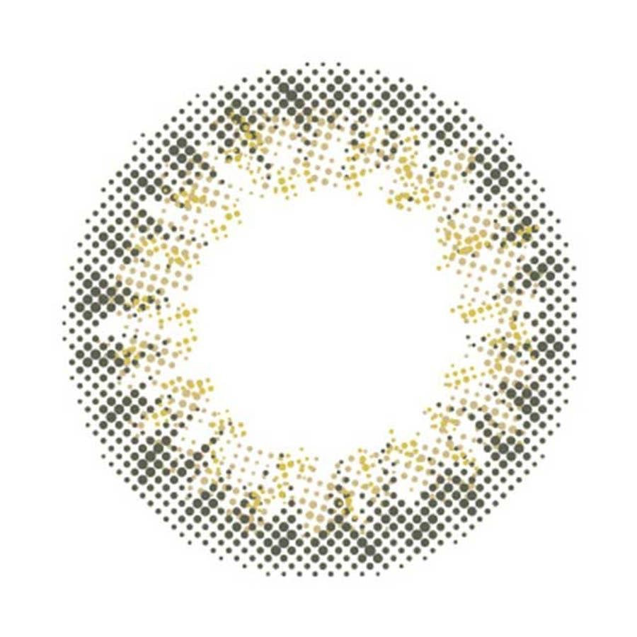 カラコン アイラボ ツーウィーク バイ ゼル 【1箱6枚入】 度あり 度なし DIA:14.0 14.2 EYELABO2weekby ZERU ナチュラル 3トーン 2週間装用 カラーコンタクト コンタクト 28
