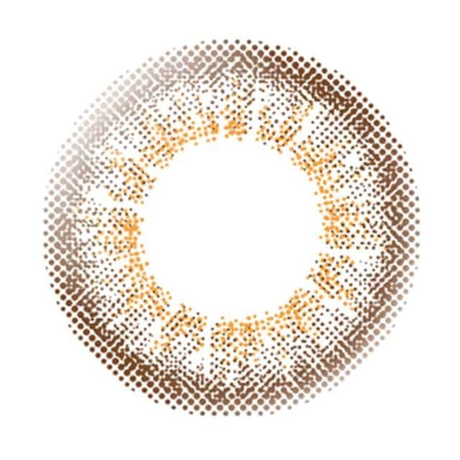 カラコン エルージュ 【1箱6枚入】 度あり 度なし 14.5 14.1 eRouge ナチュラル2week 2週間装用 2ウィークコンタクト 大屋夏南 40