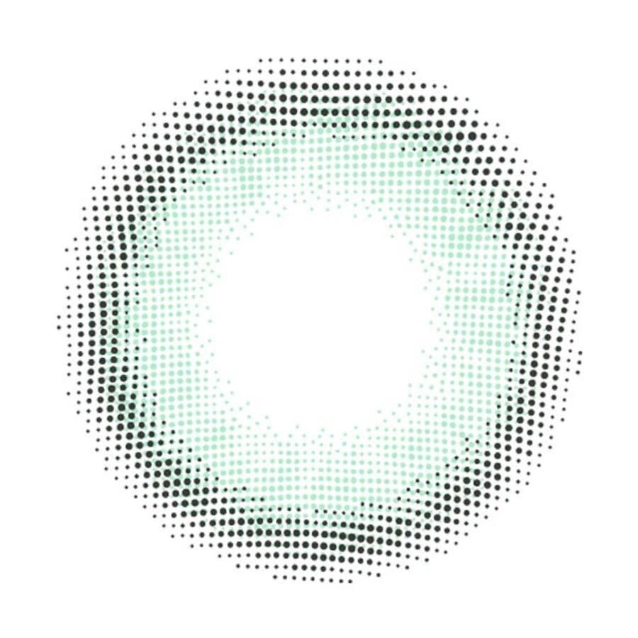 カラコン フォモミ 【1箱10枚入】 度あり 度なし 14.1mm FOMOMY ハーフ 1day ワンデーカラーコンタクトコンタクト UVカット 高含水 48