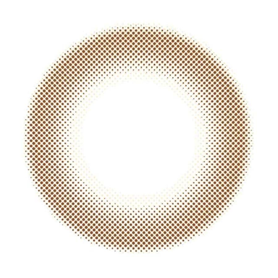 カラコン ジーヴル トーキョー 【1箱30枚入】 度あり 度なし 14.1mm 黒木メイサ GIVRE ナチュラル 1dayワンデー通常販売 30
