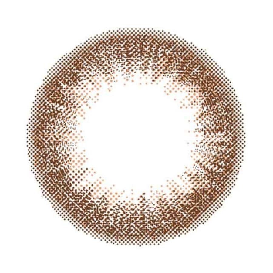 カラコン ルミア 2week 【1箱6枚入】 度あり 度なし 14.0mm 森絵梨佳 LuMia 2week ナチュラルアイレ2週間装用 2ウィーク カラーコンタクト コンタクト 通常販売 40