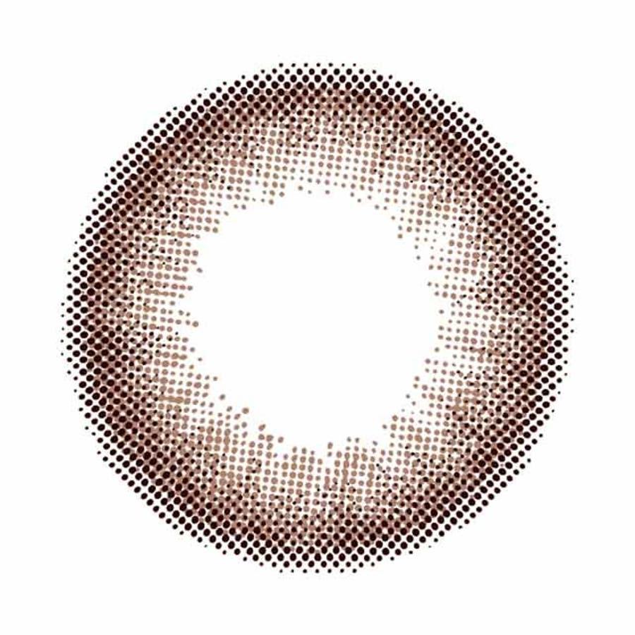 カラコン メメマール 【1箱10枚入】 度あり 度なし 14.2mm タルちゃん 福富つき mememar ナチュラル 1dayワンデーカラーコンタクト コンタクト UVカット 通常販売 40