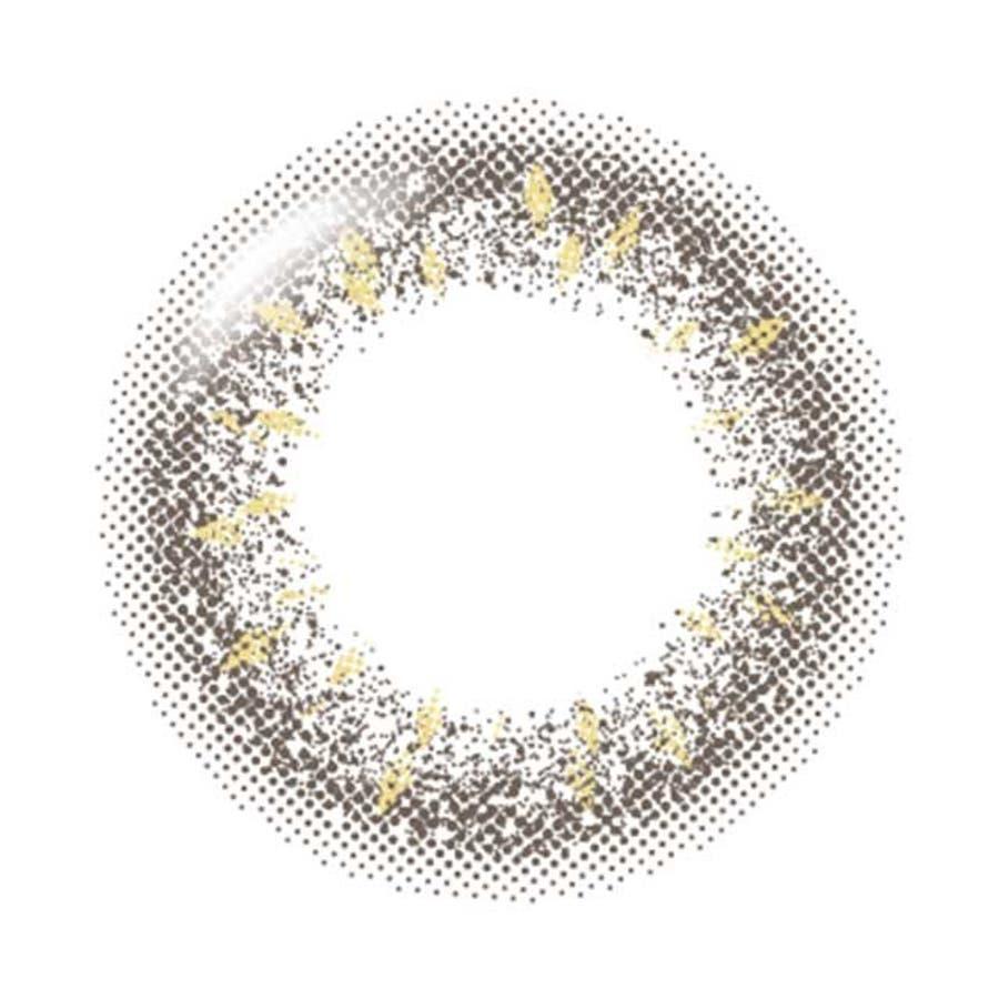 カラコン ネオサイト ワンデー シエル デュウ UV 【1箱10枚入】 度あり 度なし 14.2mm 小松菜奈NeoSight1day Ciel Deux ナチュラル 2トーン アイレ コンタクト uvカット 高含水 40