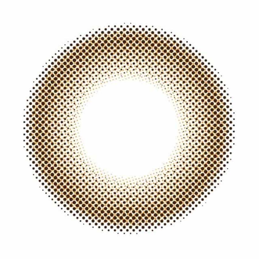 カラコン リッチベイビー ユルリア マンスリー 【1箱1枚入】度あり 度なし 14.0mm 西川瑞希みずきてぃRICHBABYYURURIA MONTHLY 1ヶ月 1month 通常販売 40