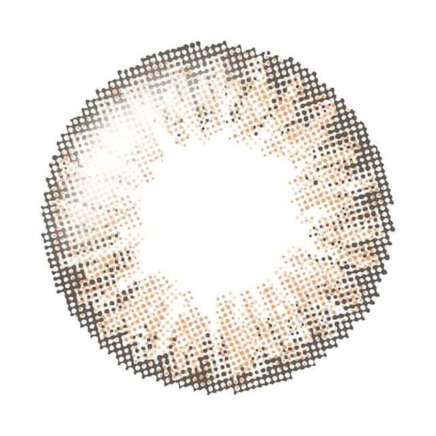 カラコン セレクトフェアリー マンスリー 【1箱2枚入】 度なし 14.2mm 広瀬 麻伊 Select FairyMonthlyハーフ目 1ヶ月 1month マンスリー コンタクト 通常販売 40