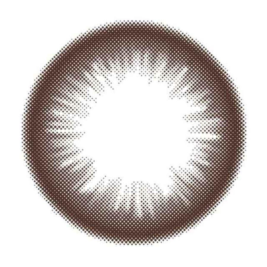 カラコン スイッチ バイ ダイヤ 【1箱1枚入】 度あり 14.2mm 今田美桜 switch by Diya ナチュラル1ヶ月1month マンスリー カラーコンタクト 通常販売 40