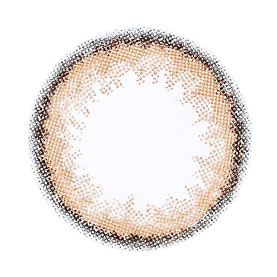 カラコン ヴィヴィアン マンスリー 【1箱2枚入】度なし 14.5mm VIVIAN ナチュラル 1ヶ月 1month マンスリーコンタクト 新色 40