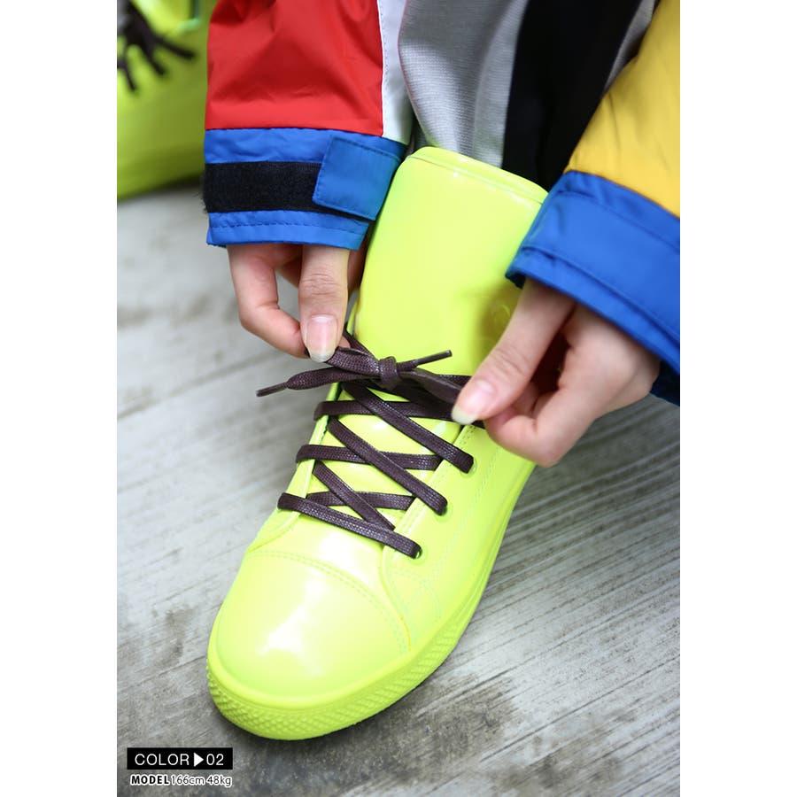 靴紐 AF-FW-KH-009 エースフラッグ ACEFLAG シューレース お手持ちの靴の印象をガラリと変える魔法の靴ひも くつひもメンズ 春夏秋冬用 黒 ブラウン 白 男女兼用 b系 ヒップホップ ストリート系 ファッション ブランド ギフト 5