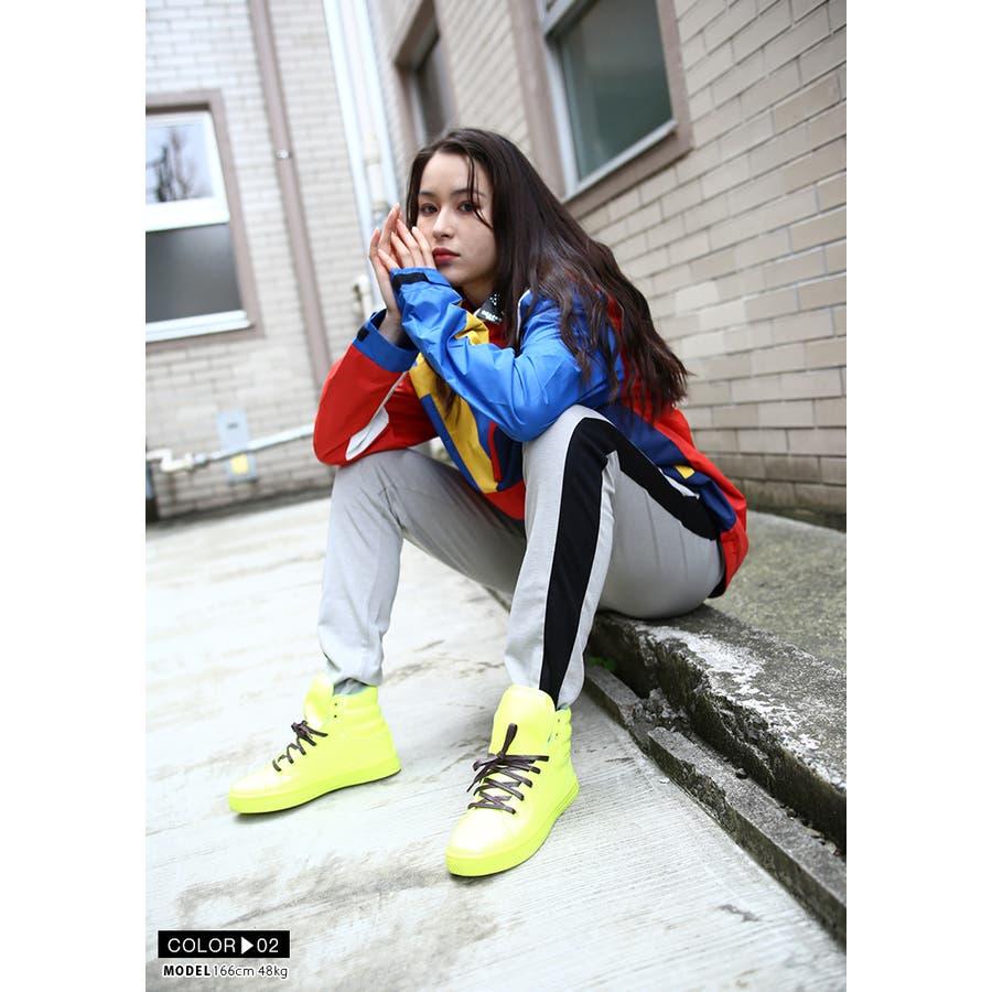 靴紐 AF-FW-KH-009 エースフラッグ ACEFLAG シューレース お手持ちの靴の印象をガラリと変える魔法の靴ひも くつひもメンズ 春夏秋冬用 黒 ブラウン 白 男女兼用 b系 ヒップホップ ストリート系 ファッション ブランド ギフト 7