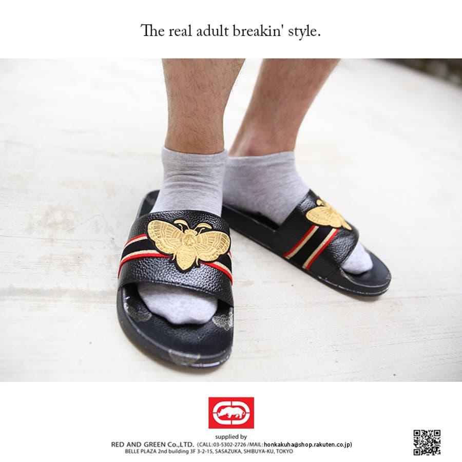 ソックス 【IF17-83059】 エコーアンリミテッド ECKO UNLTD メンズ レディース 靴下 くつした くるぶしショート丈 かっこいい おしゃれ くつ下 24〜28cm 白黒グレー アメカジ カジュアル ダンス スケート 男女兼用 b系ヒップホップ ストリート系 ファッション ブランド 4