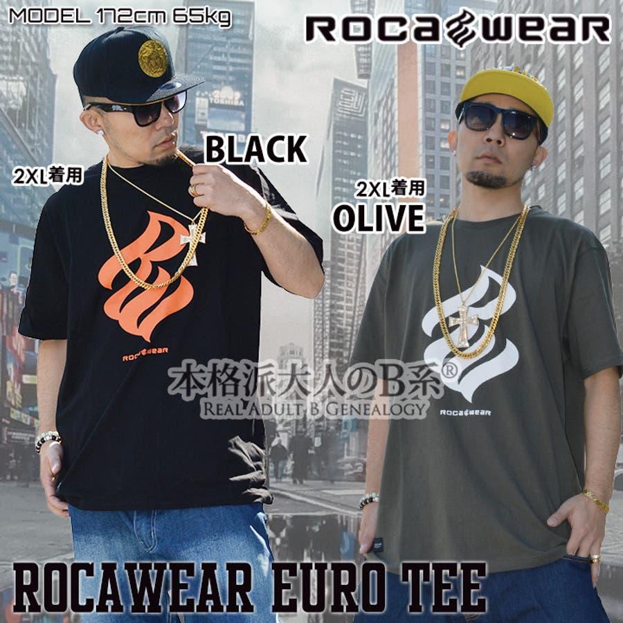 Tシャツ ROCA WEAR 1