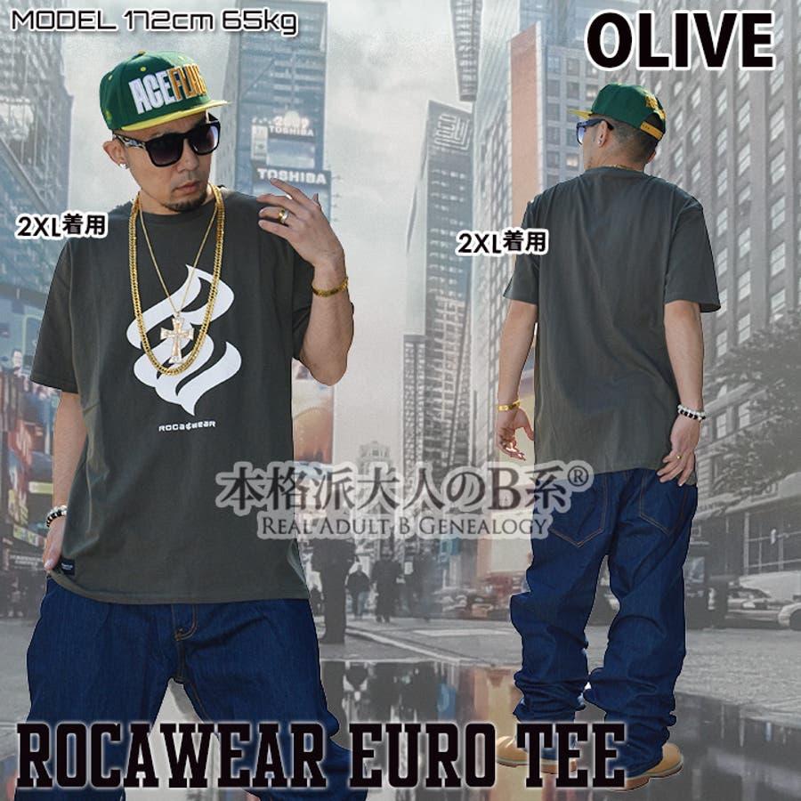 Tシャツ ROCA WEAR 2