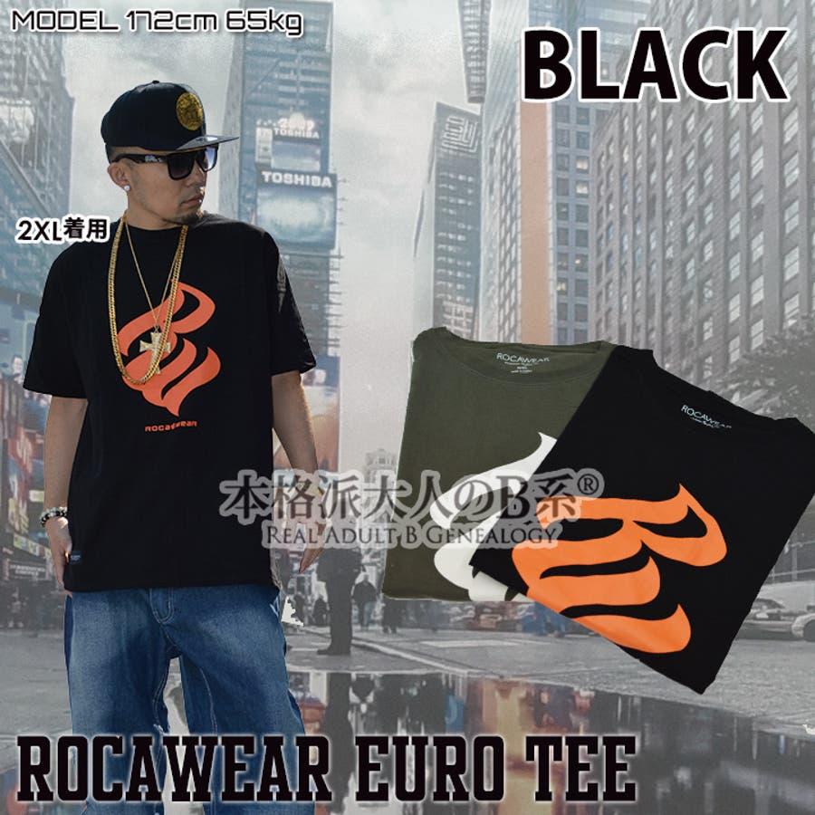 Tシャツ ROCA WEAR 3