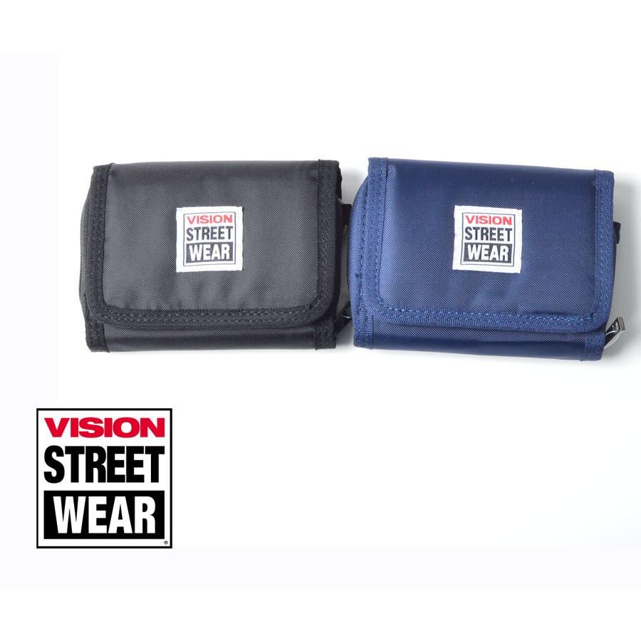 huge discount f4eb8 c1d01 VISION STREET, WEAR財布 ナイロン素材 スポーツ ストリート メンズファッション通販 レディースファッション通販 ユニセックス人気  カジュアル