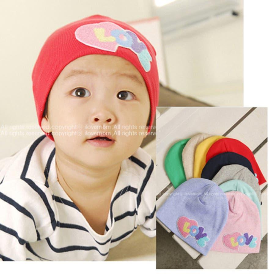 df960c5dc7e LOVELOVEベビーキャップ/子供帽子 ベビー帽子 キッズ帽子 新生児帽子 ビーニーハット キッズビーニー