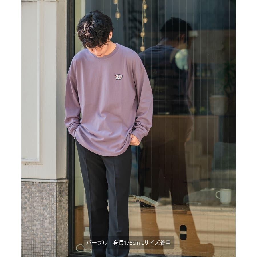 Tシャツ メンズ レディース ビッグTシャツ 長袖 グラフィック プリントTシャツ クルーネック ビッグシルエット オーバーサイズゆったり 大きいサイズ ロンT カットソー 黒 白 ストリート系 ストリートファッション 韓国ファッション improves 2